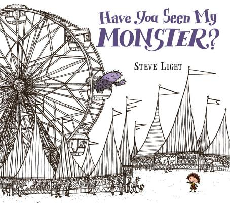 Have You Seen My Monster? Cover