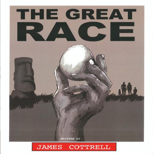 The Great Race Cover Image