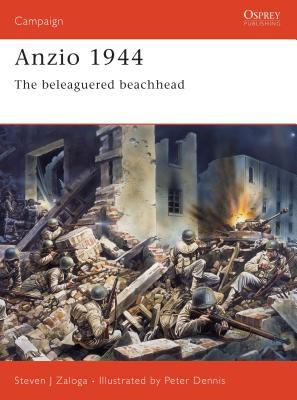 Anzio 1944 Cover