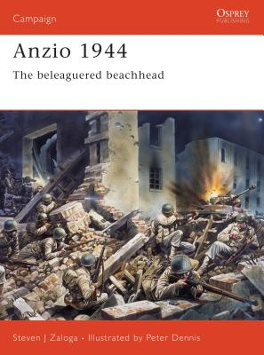 Anzio 1944: The beleaguered beachhead Cover Image