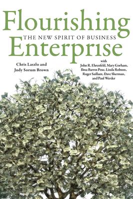 Flourishing Enterprise: The New Spirit of Business Cover Image