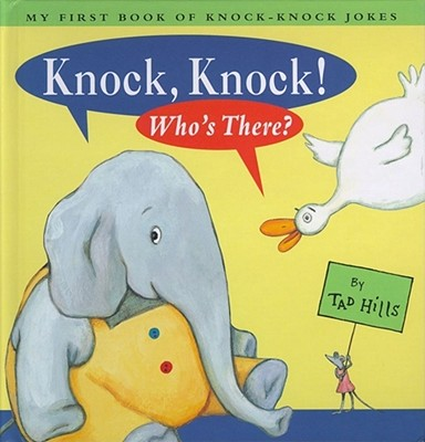 Knock, Knock! Who's There? Cover