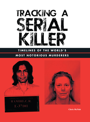Cover for Tracking a Serial Killer