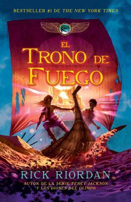 El Trono de Fuego Cover Image