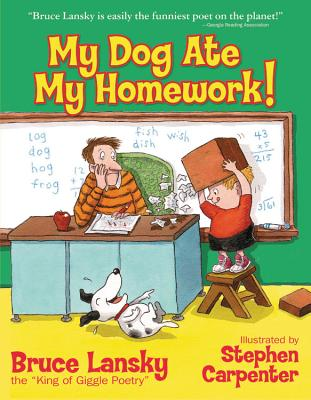 My Dog Ate My Homework! Cover