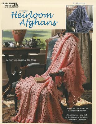 Heirloom Afghans Cover