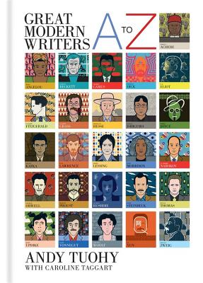 A-Z Great Modern Writers Cover Image