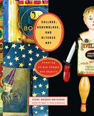 Collage, Assemblage, and Altered Art Cover