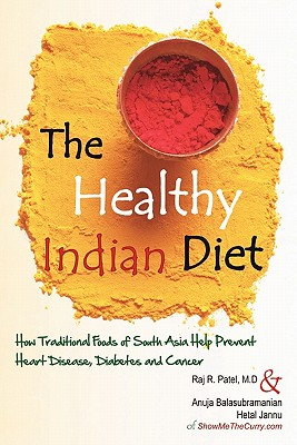 The Healthy Indian Diet Cover