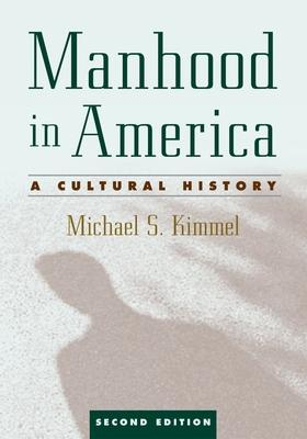 Manhood in America Cover