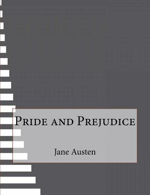 Pride and Prejudice Cover Image