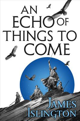 An Echo of Things to Come (The Licanius Trilogy #2) Cover Image