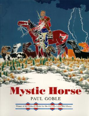 Mystic Horse Cover