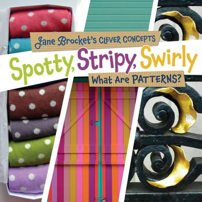 Spotty, Stripy, Swirly Cover