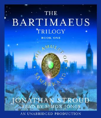 The Bartimaeus Trilogy, Book One Cover