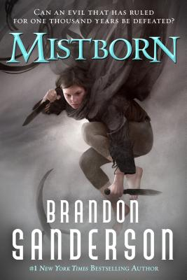 Mistborn: The Final Empire Cover Image