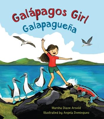 Galapagos Girl/Galapaguena Cover Image