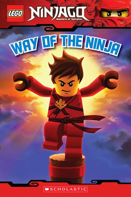 Way of the Ninja (LEGO Ninjago: Reader) Cover Image