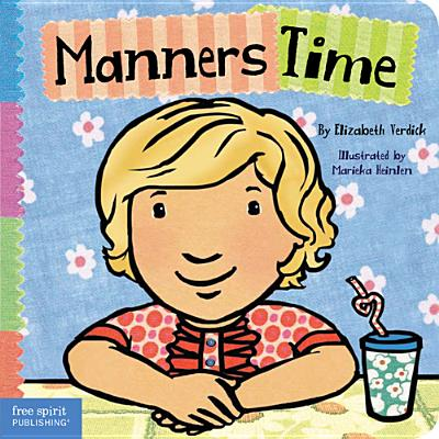 Cover for Manners Time (Toddler Tools®)