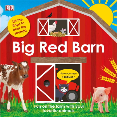 Big Red Barn Cover Image