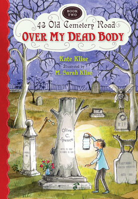 Over My Dead Body Cover