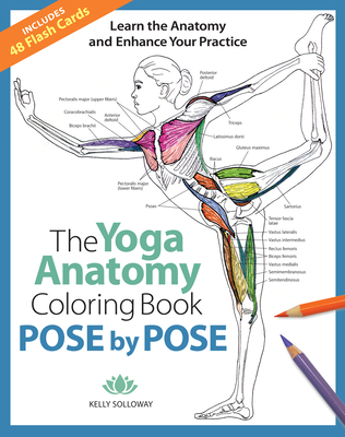 Pose by Pose, 2: Learn the Anatomy and Enhance Your Practice Cover Image