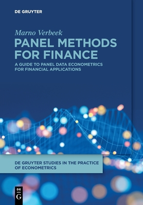 Panel Methods for Finance: A Guide to Panel Data Econometrics for Financial Applications Cover Image