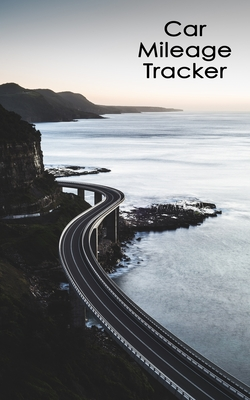 Car Mileage Tracker: Big Bay Automobile Log for Taxes and Business Use Cover Image