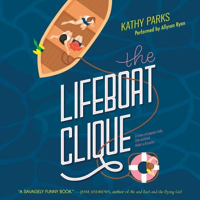 Cover for The Lifeboat Clique