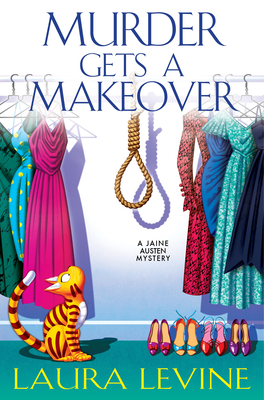 Murder Gets a Makeover (A Jaine Austen Mystery #18) Cover Image