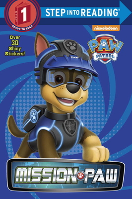 Mission PAW (PAW Patrol) (Step into Reading) Cover Image