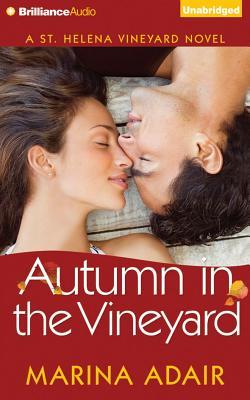 Autumn in the Vineyard (St. Helena Vineyard Novels) Cover Image