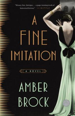 A Fine Imitation: A Novel Cover Image