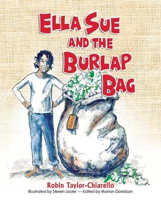 Ella Sue and the Burlap Bag Cover Image