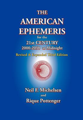 The American Ephemeris for the 21st Century, 2000-2050 at Midnight Cover Image