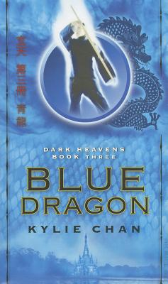 Blue Dragon (Dark Heavens #3) Cover Image