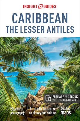 Insight Guides Caribbean: The Lesser Antilles (Travel Guide with Free Ebook) Cover Image