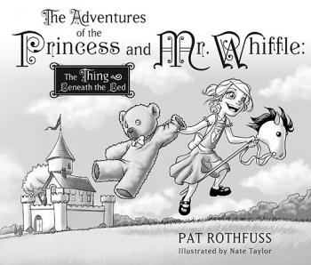 The Adventure of the Princess and Mr. Whiffle: The Thing Beneath the Bed Cover Image
