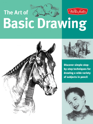 Art of Basic Drawing Cover