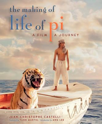 The Making of Life of Pi: A Film, a Journey Cover Image