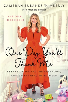 One Day You'll Thank Me: Essays on Dating, Motherhood, and Everything In Between Cover Image