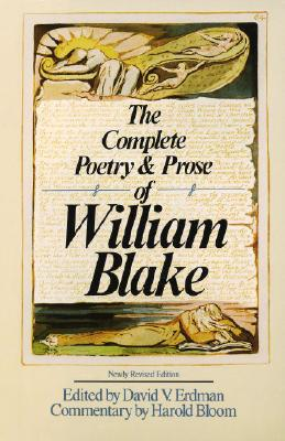 The Complete Poetry & Prose of William Blake Cover Image