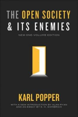 Cover for The Open Society and Its Enemies