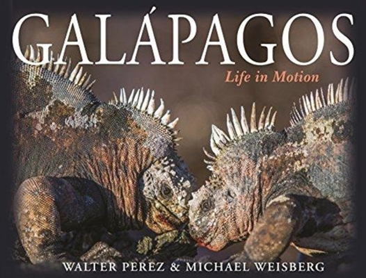 Galápagos: Life in Motion Cover Image