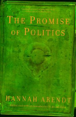The Promise of Politics Cover