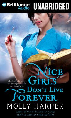 Cover for Nice Girls Don't Live Forever