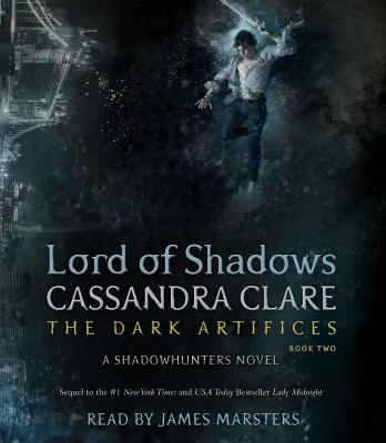 Lord of Shadows (The Dark Artifices) Cover Image