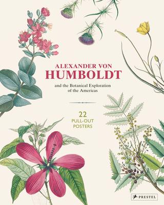 Alexander von Humboldt Botanical Illustrations: 22 Pull-Out Posters Cover Image