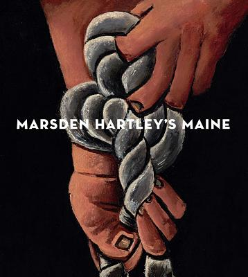 Cover for Marsden Hartley's Maine