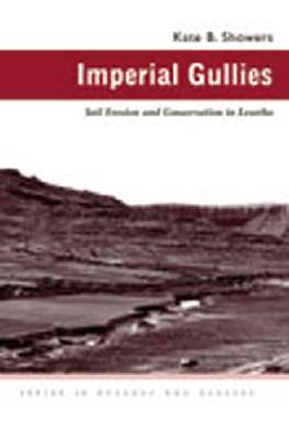 Cover for Imperial Gullies